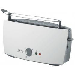 Toster BOSCH TAT 6001 (900 W, jasno szary)