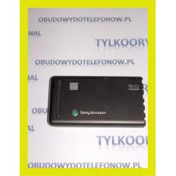 ORYGINALNA OBUDOWA SONY ERICSSON G900 KLAPKA BATE