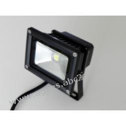 Oświetlacz LED 10W - Seria A - biały zimny