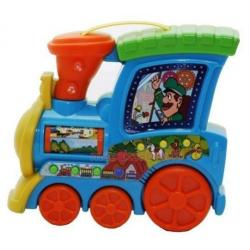 Smily play Zabawna lokomotywa grająca
