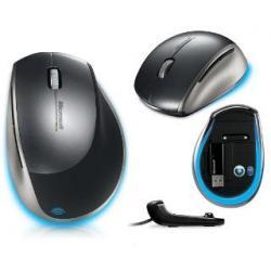 Mysz MS Explorer Mouse Blue Track bezprzewodowa