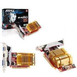 VGA MSI 4350 512MB DDR2 64bit PCI-E Heatsink