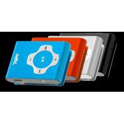 TRAK DMP-090 MP3/2GB/USB/srebrny