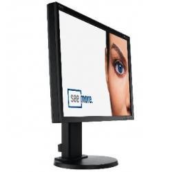 """Monitor LCD 22"""" NEC E222W black wide DVI"""
