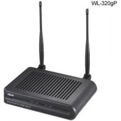 Access Point ASUS WL-320gP (PoE)