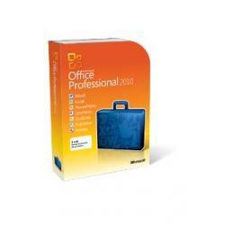 MS Office 2010 Professional Polski BOX