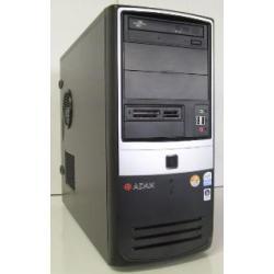 PC ADAX BRAVO W7HX2500 AII X2 250/2G/500/GT220/DRW/WIN7HP