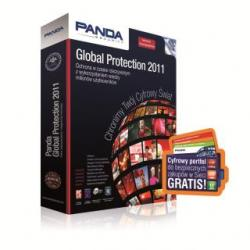 Panda Global Protection 2011 10PC/12M BOX