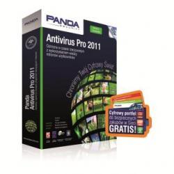 Panda Antivirus Pro 2011 ODNOWIENIE - 5PC/12M BOX