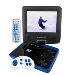 Odtwarzacz przenośny MANTA DVD053G with TV and Games