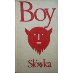 Żeleński Boy Tadeusz, Słówka