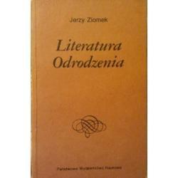 Ziomek Jerzy, Literatura Odrodzenia