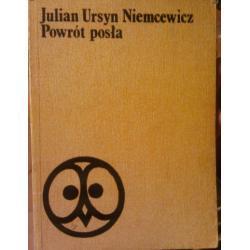 Niemcewicz Julian Ursyn, Powrót posła