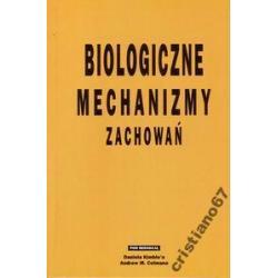 Biologiczne mechanizmy zachowań Daniel Kimble NEW
