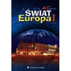 ABC Świat Europa I NOWA OPRAWA TWARDA  KURPISZ