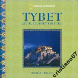 Tybet Życie legendy i sztuka Willis Michael NOWA