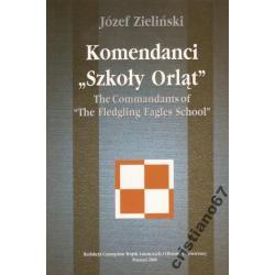 Komendanci Szkoły Orląt Józef Zieliński NOWA