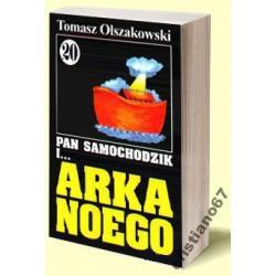 Pan Samochodzik i ARKA NOEGO 20 Olszakowski