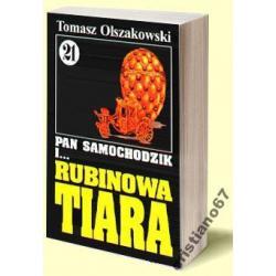 Pan Samochodzik i RUBINOWA TIARA 21 Olszakowski