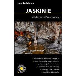 Jaskinie Polska, Czechy Słowacja. Przewodnik tema