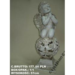 Aniołek Anioł rzeźba figura figurka NOWY 57CM