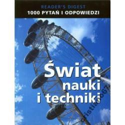 Świat nauki i techniki Reader's Digest NOWA TWARDA