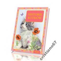 Historie kotków dla dzieci NOWA