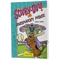 Scooby - Doo i  Koszmarny Mecz  NOWA James Gelse