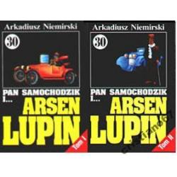 Pan Samochodzik i Arsen Lupin tom 30 cz.1+2KOMPLET