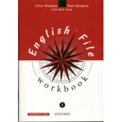 English File 1. Workbook (without key) NOWY