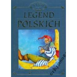 Księga legend polskich NOWA oprawa TWARDA