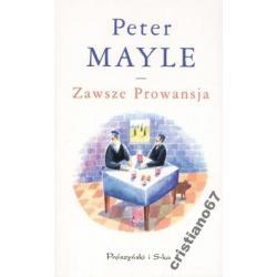 Zawsze Prowansja Peter Mayle NOWA oprawa miękka