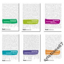 Słownik ortograficzny wyrazów obcych synonimów NEW
