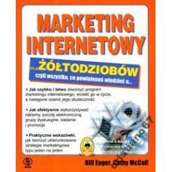 Marketing internetowy dla żółtodziobów NOWA TANIO