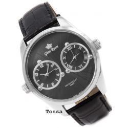 Zegarek GINO ROSSI 8011A Możliwość ustawienia dwóch czasów