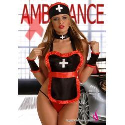 Devil Nurse Komplet Pielęgniarki