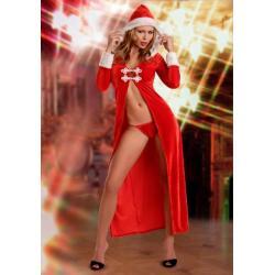 Santas Christmas Star Płaszczyk Mikołajki