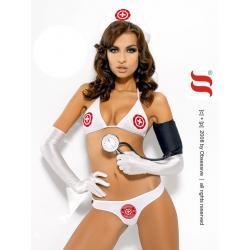 Emergency Komplet - strój pielęgniarki