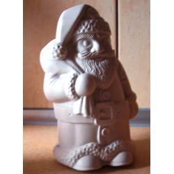 Mikołaj 3D Odlew z gipsu