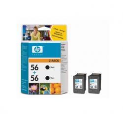 C9502A TUSZ CZARNY HP 450/5652/5150/psc7150 2x19 ml