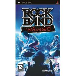 Gra PSP Rock Band Unplugged