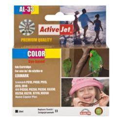 ActiveJet AL-33 tusz kolorowy do drukarki Lexmark (zamiennik 18C0033E)