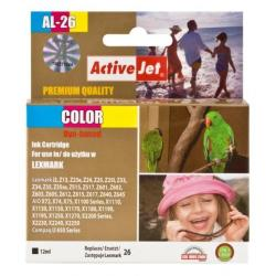 ActiveJet AL-26 tusz kolorowy do drukarki Lexmark (zamiennik 10N0026)