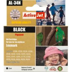 ActiveJet AL-34N tusz czarny do drukarki Lexmark (zamiennik 18C0034E)