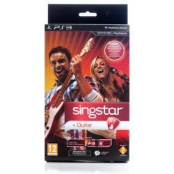 Gra PS3 Singstar Guitar + Mikrofony Bezprzewodowe