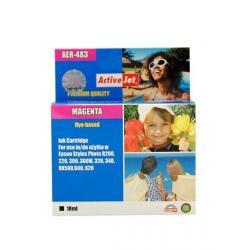 ActiveJet AER-483 tusz magenta do drukarki Epson (zamiennik T0483)