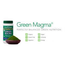 Młody Jęczmień Green Magma 150g. Cukrzyca Nowotwór