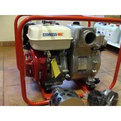 Endress EMP 305T pompa do brudnej wody z silnikiem Honda 8 HP 1340 l/min