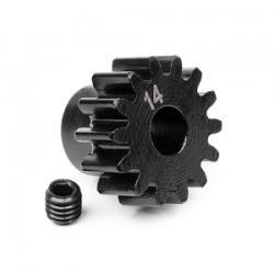 HPI PINION GEAR 14 TOOTH - zębatka atakująca (SAVAGE FLUX) (1M/5mm SHAFT) [100913]