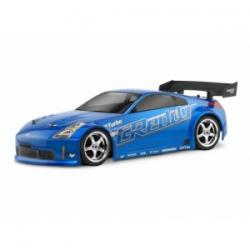 HPI EU NISSAN 350Z GREDDY TWIN TURBO BODY - karoseria (190MM)[17218]